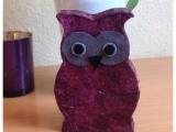 Jetzt habe ich auch eine Hedwig – oder – Endlich eineEule