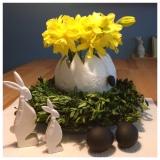 Bald ist Ostern # 2 – oder – DasRiesenei