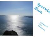 Color me happy # 5 – oder – SparkleBlue