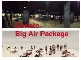 Big Air Package im Gasometer in Oberhausen – oder – Marie-Claude , sei Dank;-)