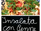 In the summertime…: Salate zum Sattessen – oder – 1. Insalata con Penne