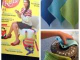 Wenn  Topflappen zu Handschmeichlern werden – oder – Lilamalerie goesHandmade-Kultur