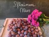 Fruits of autumn – oder – Lieber spät, als nie:Pflaumenmus