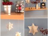 Ein Stern kommt selten allein – oder – Paperstars, nicht glitzernd, aberschön