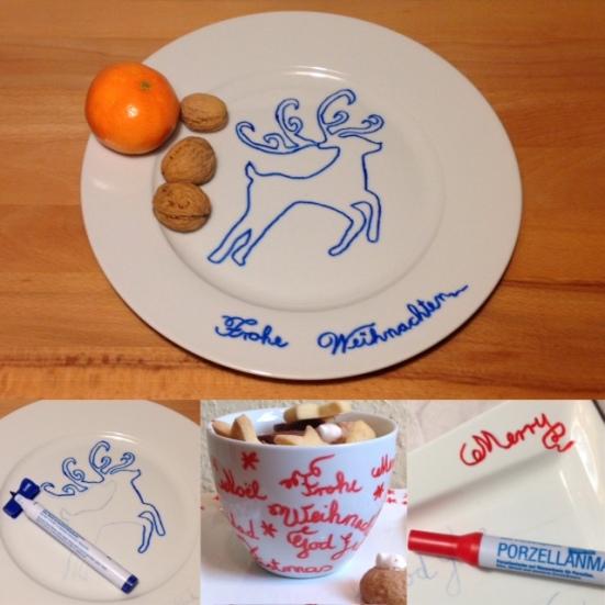 advents kalender bei frollein keks oder porzellan im weihnachts outfit. Black Bedroom Furniture Sets. Home Design Ideas