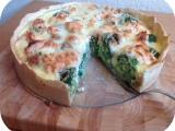 Brokkoli-Lachs-Quiche – oder – Wie konnte ich euch den bisher nurvorenthalten?