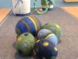 """""""Welcome Easter""""-Weeks # 3  – oder – Die armen Eier werden grün und blau gepiekst;-)"""