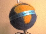 Die Welt ist eine Filzkugel – oder – Das Ei des Kolumbus: Die Erde ist rund undgefilzt
