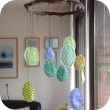 """""""Welcome Easter""""-Weeks # 4 – oder – Oh Wunder: Noch mehr Eier, diesmal ausStoff"""