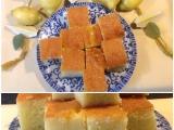 Back's mir: Zitronen-Jogurth-Grieß-Kuchen – oder – Hier haben die Zitronen keine Chance zum Sauermachen;-)