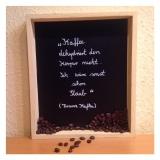 Kaffee, Kafka, Kaffeebohnen – oder – Dresden wirkt nach;-)