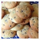 Chocolate Chips Cookies – oder – Wenn es mal was Süsses zum Kaffee seinmuss