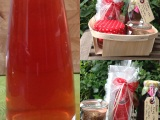 Ice-Tea, ein Geschenk an heißen Tagen – oder – Der Eistee-DIY-Bausatz alsMitbringsel