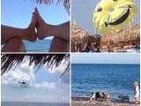 Schöne Erinnerungen am Freutag ;-) – oder – Memories ofSantorini