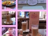 Frollein Cupcake goes Frollein Pfau – oder – Mmi: Cafe FrolleinCupcake
