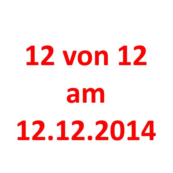 12 von 12 im Dezember – oder – Der Tag vor Berlin