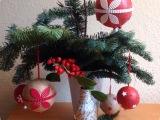 Weihnachtskugeln einmal anders -oder – Kugeln für kleineLeute