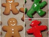 Post aus meiner Küche # 2 – oder – 🎄 Von Lebkuchenmännern und Ampelmännchen- AllerleiLebkuchen