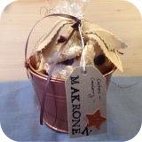 Post aus meiner Küche # 3 – oder -🎄  CCM, Cranberry-Cashew-Makronen