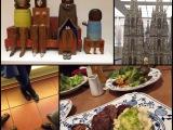 Köln- kulturell, kulinarisch und kommunikativ – oder – So fängt das Jahr gutan