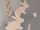 Hase und Ei sind immer dabei – oder – Lilamaleries gesammelte Osterideen