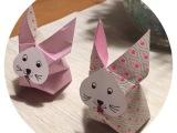 Das ist ja zum Pusten – oder – Origami-Hasen, malanders