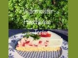 Ich backs mir im April:Waldmeister-Frischkäse-Torte – oder – alles so schön grünhier
