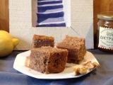Ich backs mir: Rührkuchen – oder – Von griechischem Walnußkuchen und altmodischenKüchengeräten