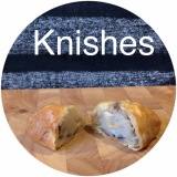 Lilamalerie and NY-Streetfood – oder – Amerikanische Küche mal anders:Knishes