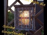Mein Photo der Woche #48 – oder – Ich hab euch die Sonneeingefangen