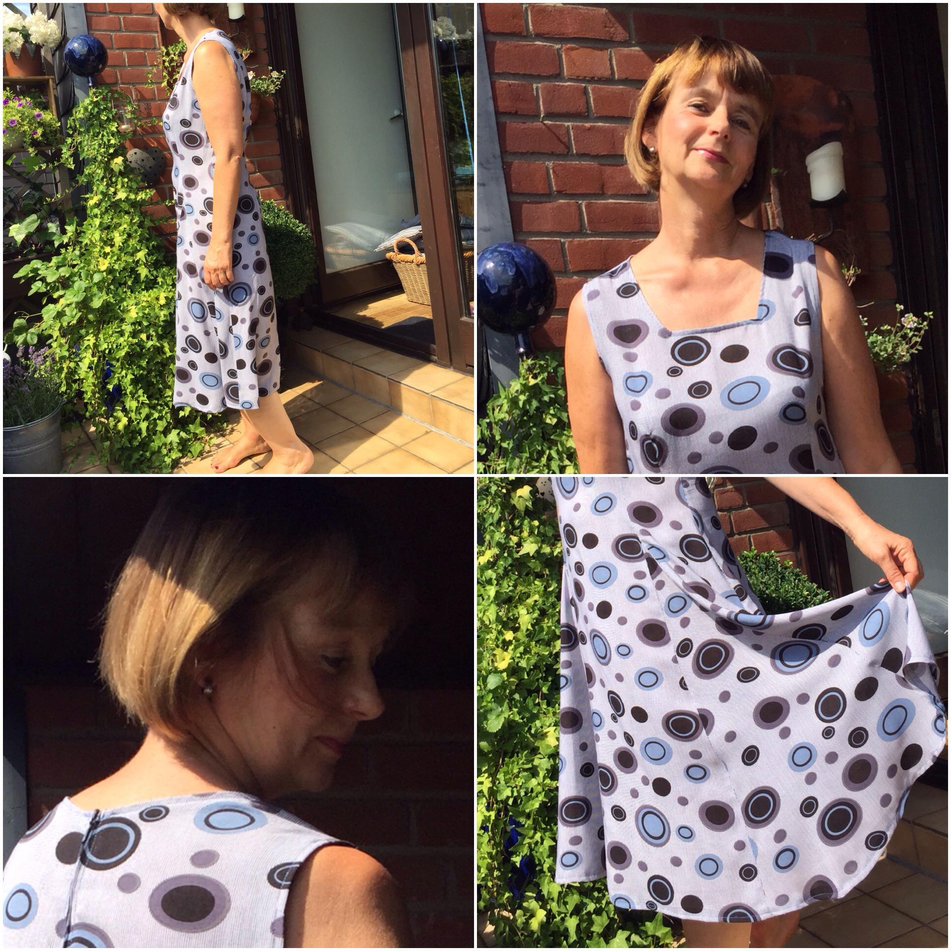 Ein Kleid für mich (und Susanne) – oder – Ein Kleid für den This is not okay-Katalog
