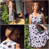 Ein Kleid für mich (und Susanne) – oder – Ein Kleid für den This is notokay-Katalog