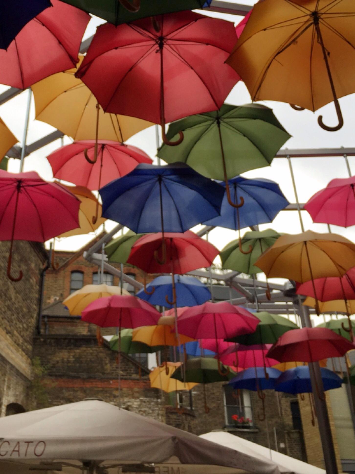 Mein Photo der Woche # 51 – oder – So bunt, wie London
