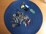 12 von 12 im August 2015 – oder – Von Prokrastination, Schlüsseln und erfolgreichen Godets