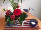 Flower-Friday: Dahlien – oder – Der Herbst &Sommer-Mix