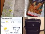 Freutag: Auf nach Barcelona – oder – Ich bin dann malweg