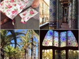 Ein kreatives Mitbringsel – oder – Hola Barcelona: Teil3