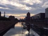 Mein Photo der Woche #53 – oder – Fast einäugig im DuisburgerInnenhafen