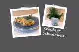 Kräuterschnecken – oder – Ein kulinarischesLebenszeichen