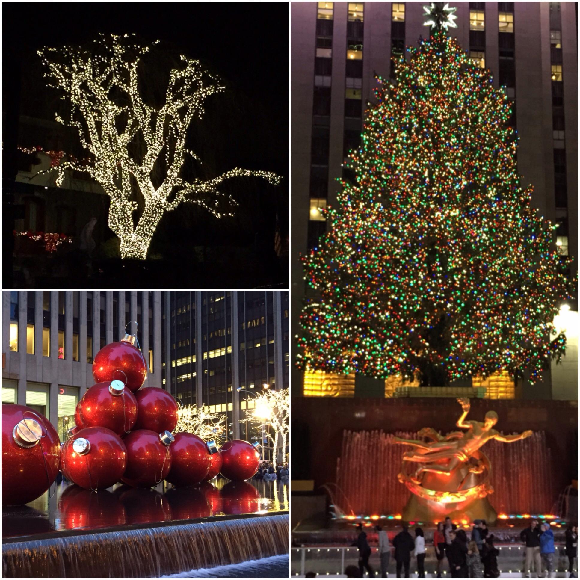 I wish you a merry Christmas – oder – Weihnachtsgrüße | Lilamalerie.de
