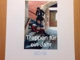 2016 kann kommen – oder – Ein Kalender vollerTreppen