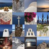 #Sonntagsglück: Remember Santorini – oder –Aufwiedersehen