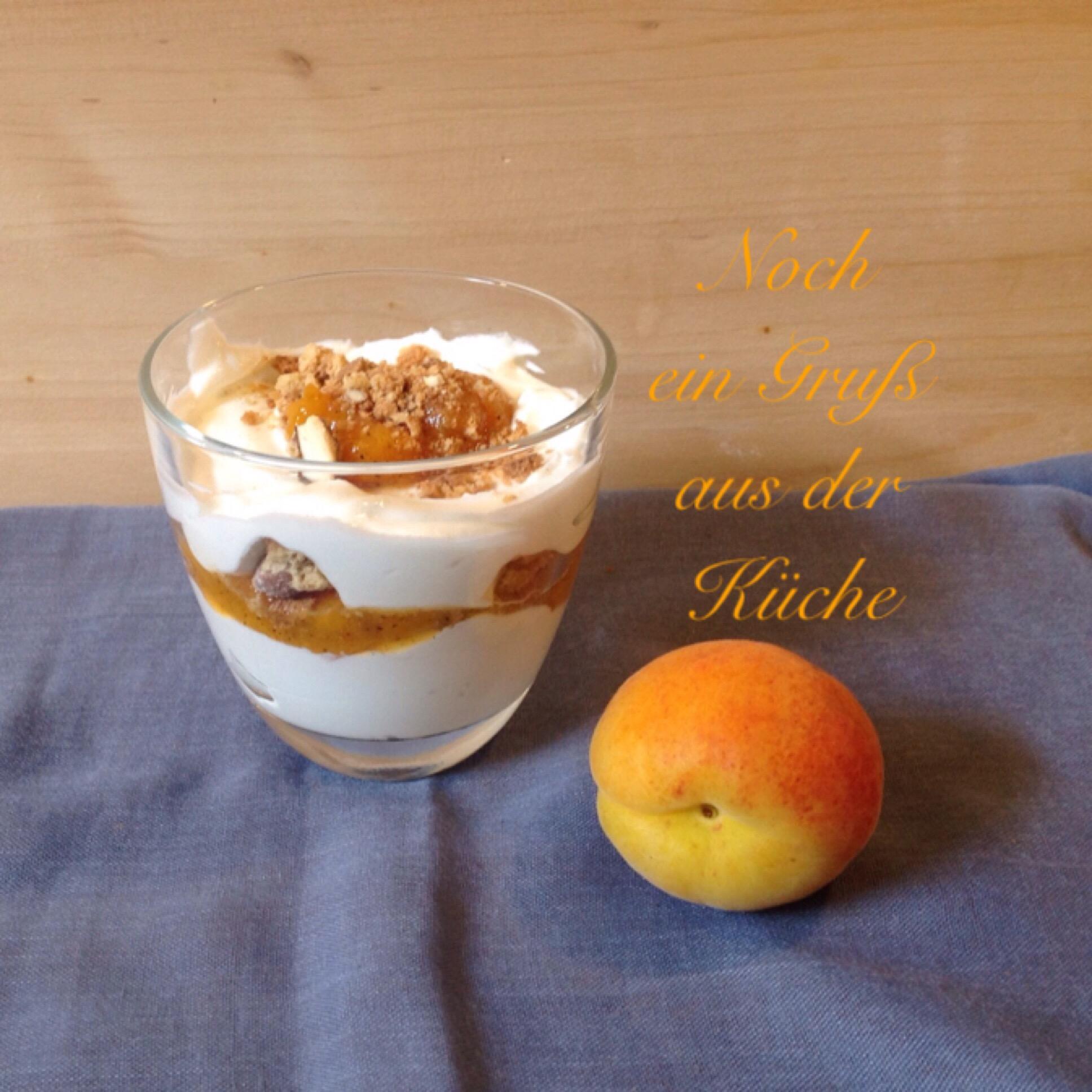 Ein Gruß aus der Küche #2 – oder – So lecker: Aprikosen ...