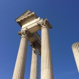 One hour away only – oder – Was die Südsee mit den Römern zu tunhat