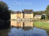 One Hour away only – oder – Sommer und Herbst im SchloßDyk