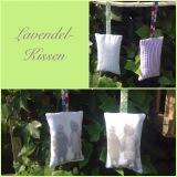 Lavendelsäckchen mit Lavendeldruck – oder – Das ist jadufte
