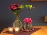 Friday-Flowerday – oder – Kann was: Ein Bund Chrysanthemen