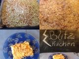 Ich back's mir: Blitzkuchen – oder – Es war einmal…Mandel-Becher-Kuchen