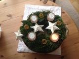 Advent, Advent – oder – Von kreativer Pause und Weihnachstraditionen