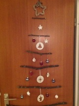 Oh Tannenbaum,wie schön sind deine Stöcke – oder – Was ein Sturm mit Weihnachtsdeko zu tunhat